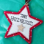 personalised star